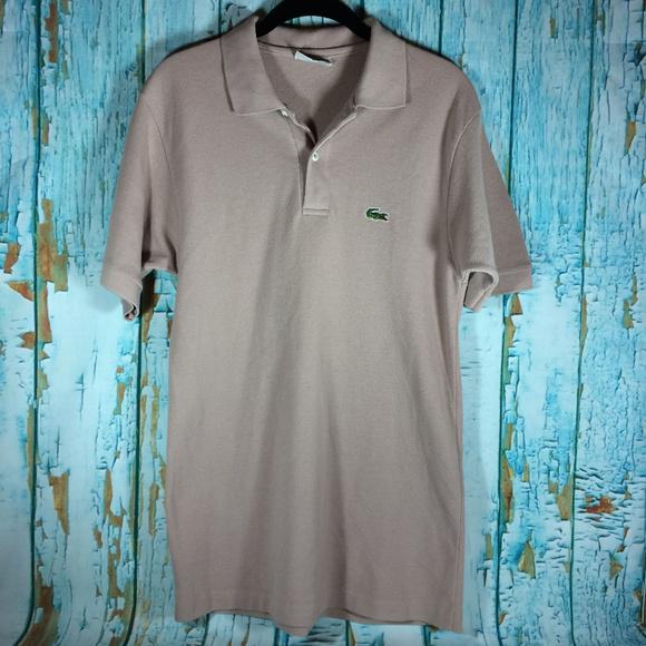 eeee081e Lacoste Shirts | Vintage La Chemise Made In France Large | Poshmark